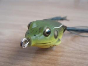 Frog koppers