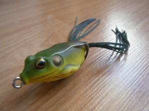 Frog live target koppers