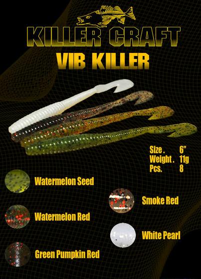 killer craft vib