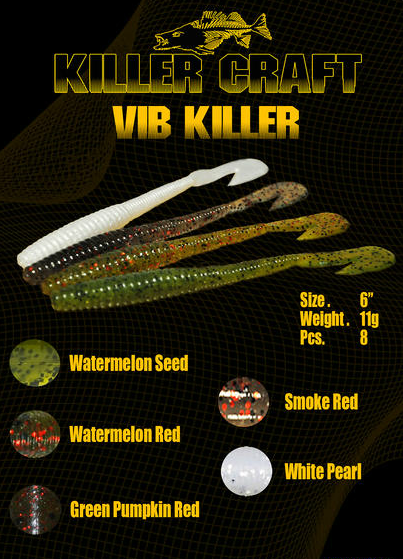 killer craft vib