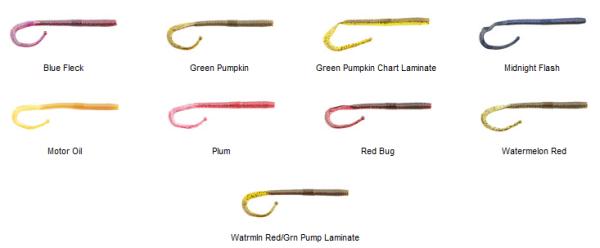 xcite raptor tail worm