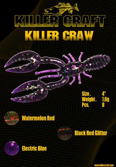 killer craft killer craw