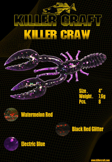 killer craft killer craw