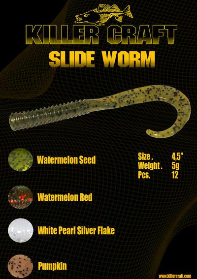 slide worm