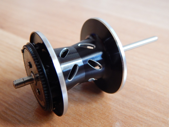 spool concept a 13 fishing